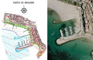 Puerto de Benidorm; ¿obras?